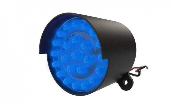 Mini-LED-Ampel-Modul blau, Ø 50mm