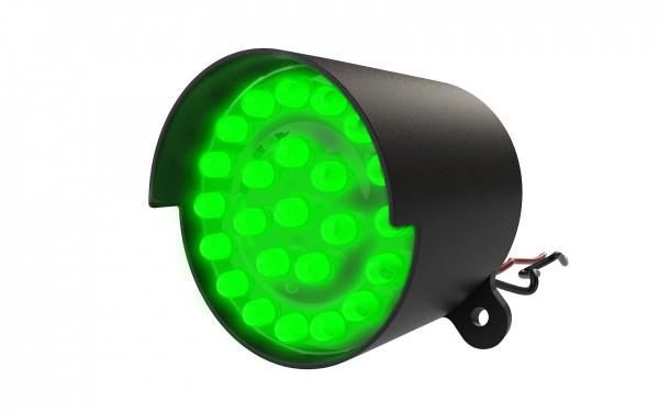Mini-LED-Ampel-Modul grün, Ø 50mm