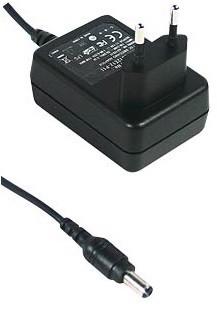 Stecker-Schaltnetzteil 12V DC anschlussfertig mit Buchse montiert und geprüft