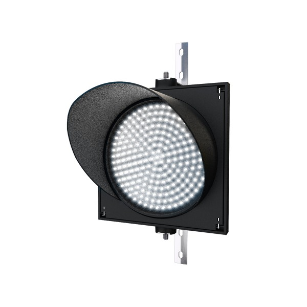 LED-Ampel 300mm weiß