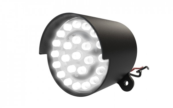 Mini-LED-Ampel-Modul 50mm, weiß